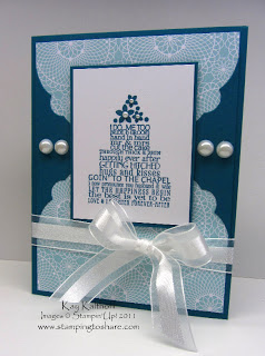 1/28 Stampin' Up! Love & Laughter