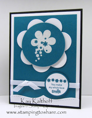 3/31 Stampin' Up! Sprinkled Expressions