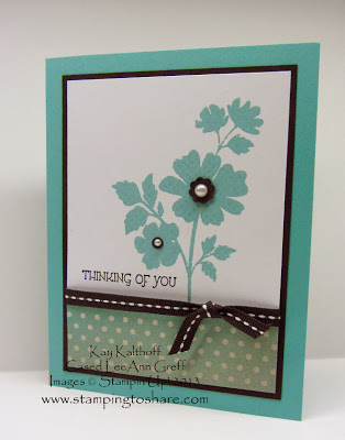Last Day for 25% Off Stamp Sets – Gifts of Kindness Card