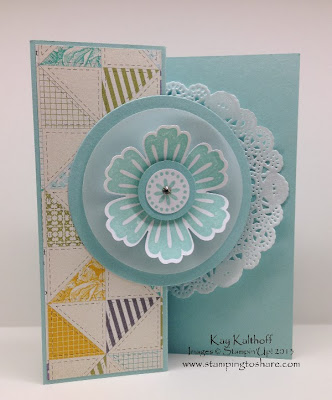 Elegant Mixed Bunch Birthday Card with Video