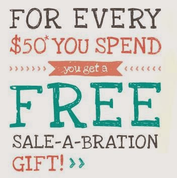 Sale-a-bration Begins Today! New Product Debut, too!!