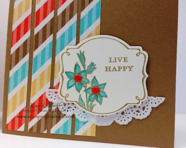 Youre Lovely Sale A Bration Birthday Card With How To Video