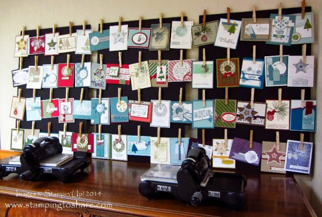 Learn How To Make A Clothespin Display Board With How To