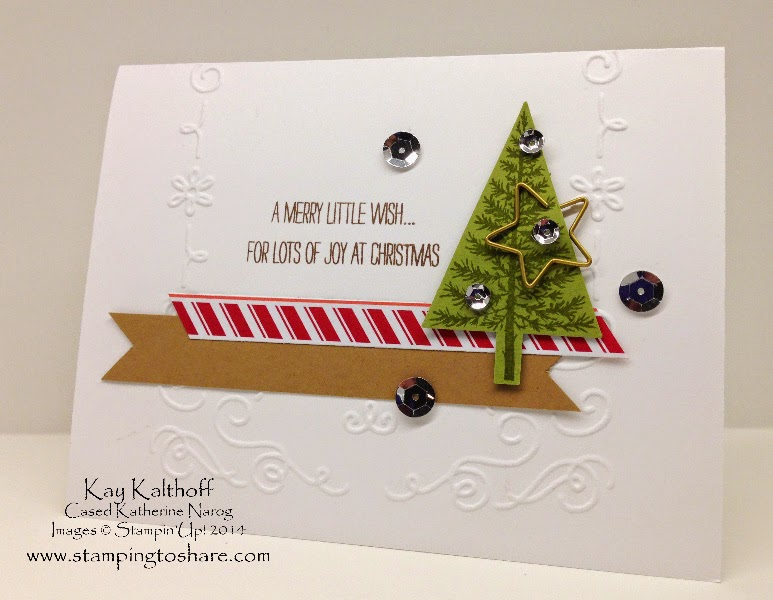 Festival of Trees Bundle – Holiday Catalog Case with How To Video