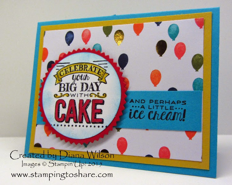 Stamping to Share Sale-a-bration Card Swap – Part Two