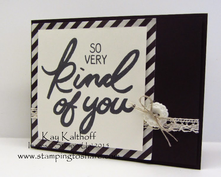One Design – Three Different Stamp Sets with the How To Video