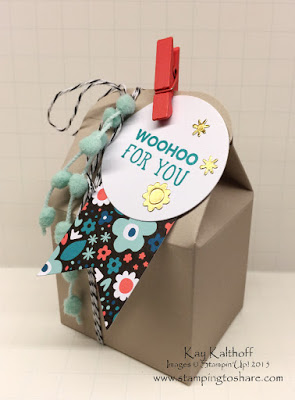 Quick and Easy Party Favor with All Boxed Up with the How To Video