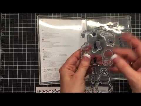 New Packaging with Photopolymer Stamps – New Storage Tips for You with Video!