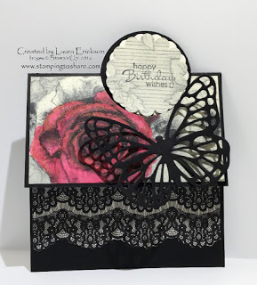 Stamping to Share Swap Cards for February, 2016 – Part One