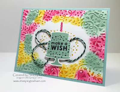 Stamping to Share Swap Cards for February 2016 – Part Two