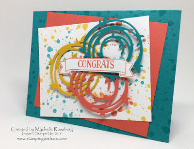 Stamping to Share July 2016 Demo Meeting Swaps Part Two!