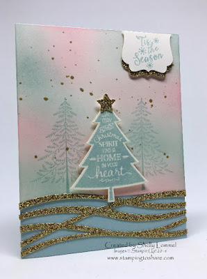 Let's Celebrate Christmas!! Stamping to Share Demo Swaps Part Two!