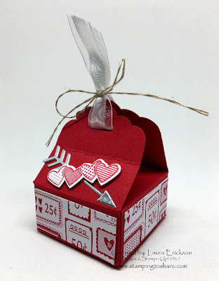 Sealed with Love Bundle Stamping to Share