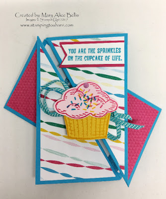 Sprinkles of Life Stamping to Share