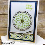 Eastern Palace Starter Bundle from Stampin