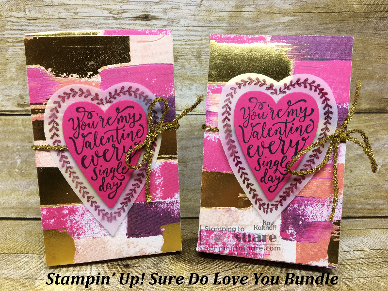Fab Friday FB Live with Sure Do Love You Bundle