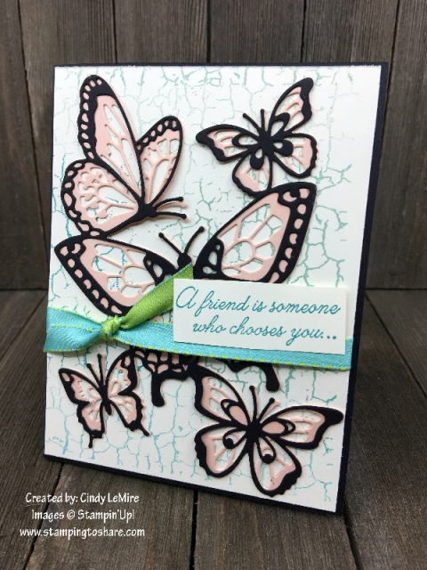 Beauty Abounds Bundle Created by Cindy LeMire for #stampingtoshare