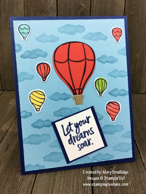 Stampin' Up! Above the Clouds Bundle