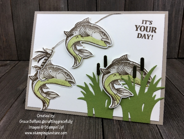 Stampin' Up! Best Catch Bundle