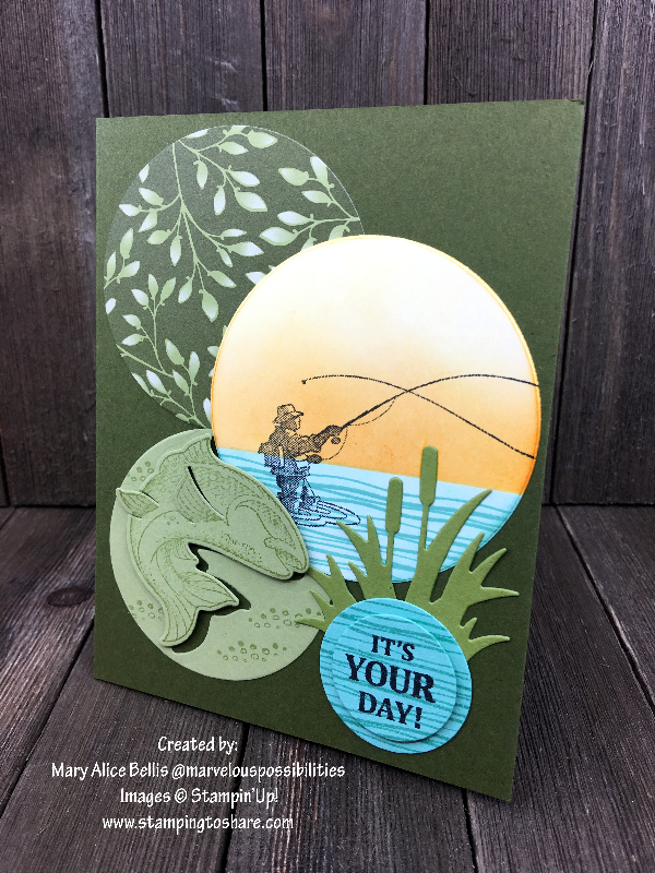 Part Two of April Demo Meeting Swap Cards: Spring Theme