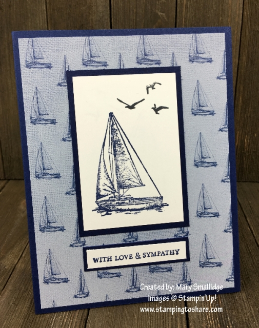 Sailing Home by Mary Smallidge