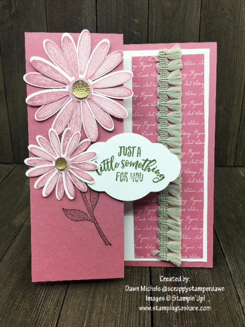 Stampin' Up! Daisy Lane Bundle