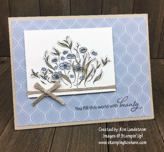 Stampin' Up! Lovely is the Day Bundle