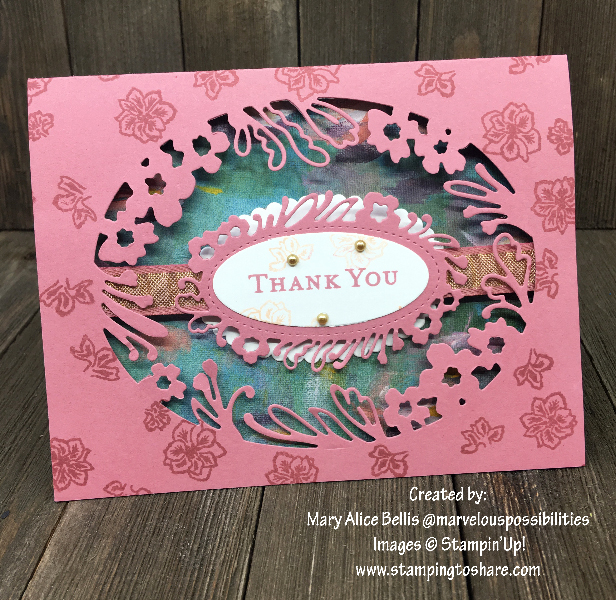 Stampin' Up! Path of Petals Bundle