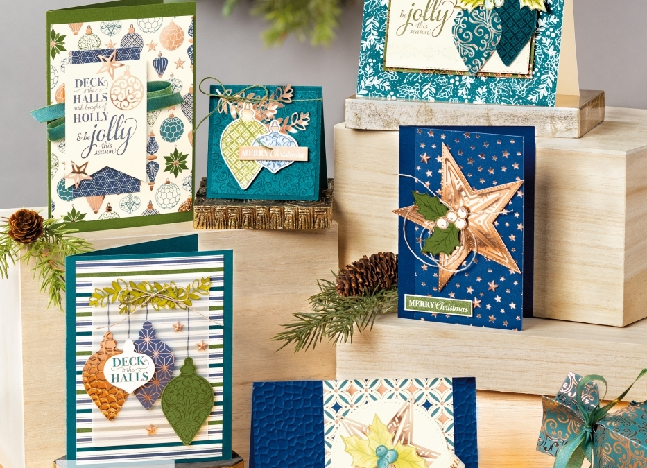 Whoo Hoo! The 2019 Holiday Catalog Begins Today!! Plus August Paper Pumpkin Pics!