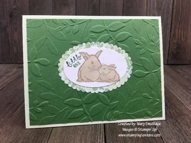 Stampin' Up! Wildly Happy by Mary Smallidge