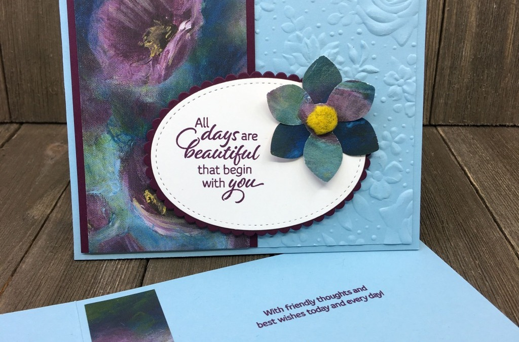 How to Use the Floral Essence Bundle for Easy and Beautiful Cards!