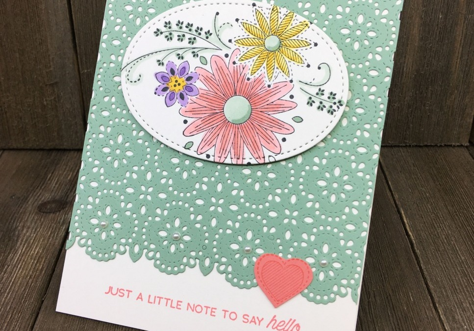 Spring Swap Cards with Creative Crafters Stamping to Share – Part Two