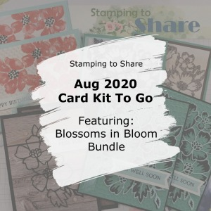 Card Kits to Go: Blossoms in Bloom Bundle!